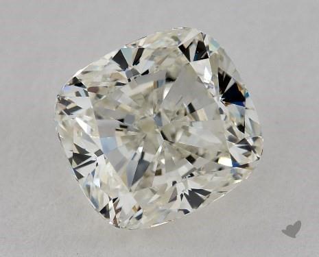 2.01 Carat K-VS2 Cushion Cut Diamond