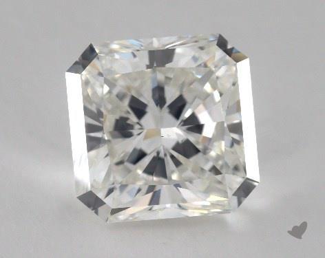 5.57 Carat H-VS2 Radiant Cut Diamond