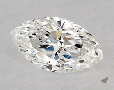 1.02 Carat E-SI1 Marquise Cut Diamond