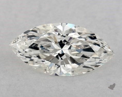 1.05 Carat H-SI1 Marquise Cut Diamond