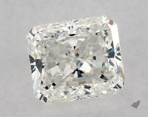 1.01 Carat H-VS1 Radiant Cut Diamond