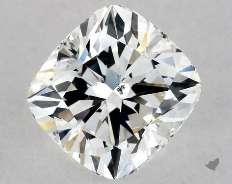 1.03 Carat G-SI1 Cushion Modified Cut Diamond