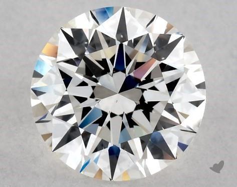 1.75 Carat F-VS2 Excellent Cut Round Diamond