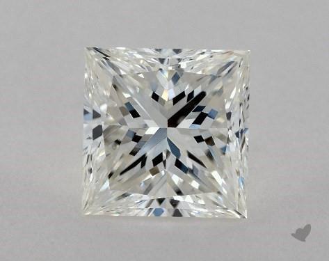 1.31 Carat I-VS1 Good Cut Princess Diamond