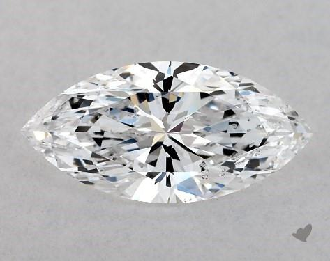 0.70 Carat Marquise Diamond by James Allen