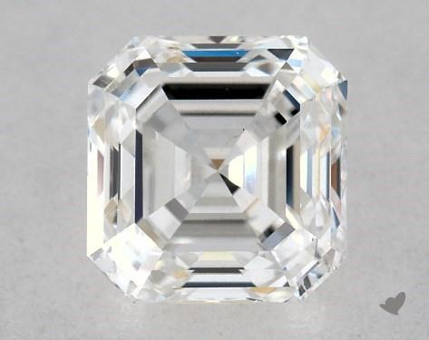 1.01 Carat G-SI1 Square Emerald Cut Diamond
