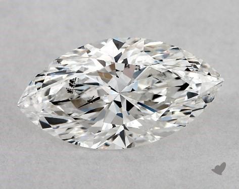 1.01 Carat F-SI1 Marquise Cut Diamond