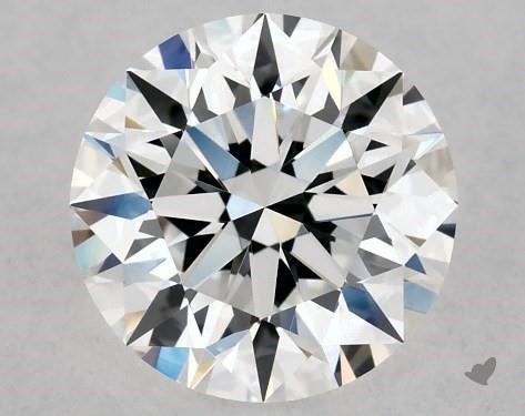 1.20 Carat D-IF Excellent Cut Round Diamond