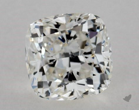 1.01 Carat H-SI1 Cushion Modified Cut Diamond