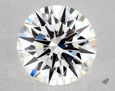 1.05 Carat G-VS2 Excellent Cut Round Diamond