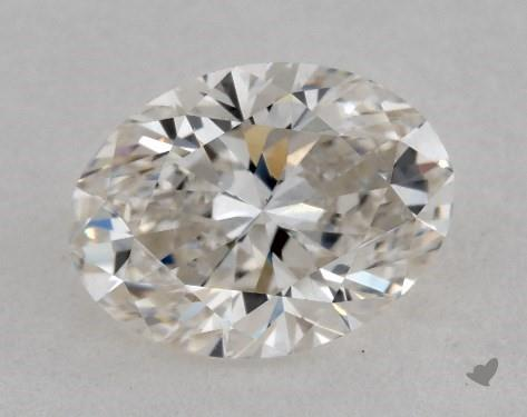 1.01 Carat I-VS1 Oval Cut Diamond