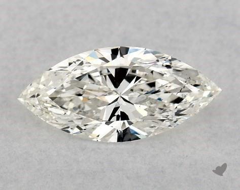 1.01 Carat H-SI1 Marquise Cut Diamond
