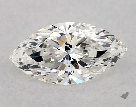 1.05 Carat G-SI1 Marquise Cut Diamond