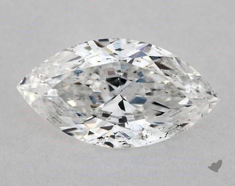 1.01 Carat E-SI1 Marquise Cut Diamond