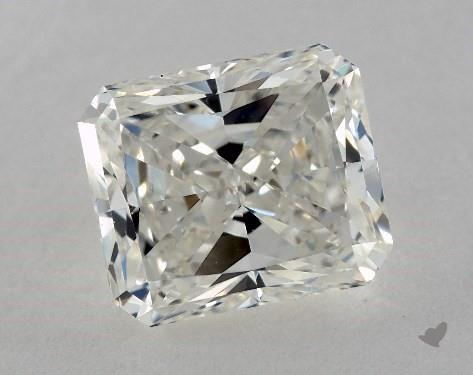 2.16 Carat H-VS2 Radiant Cut Diamond