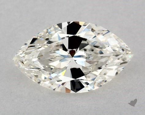 1.00 Carat G-VVS2 Marquise Cut Diamond