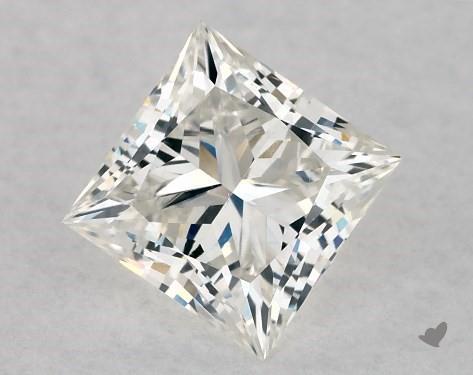 1.03 Carat H-SI1 Ideal Cut Princess Diamond