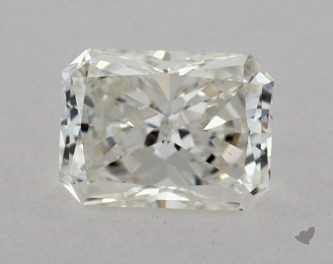 1.02 Carat H-SI1 Radiant Cut Diamond