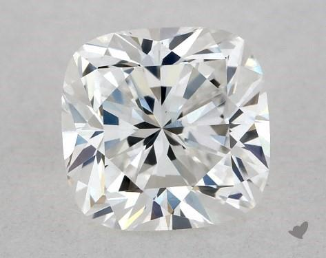 0.50 Carat E-VVS2 Cushion Cut Diamond