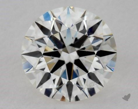 1.59 Carat H-SI1 True Hearts<sup>TM</sup> Ideal Diamond