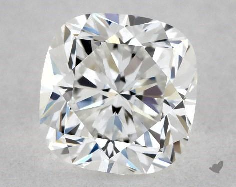 0.52 Carat E-VVS2 Cushion Cut Diamond