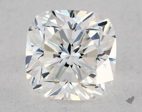 0.50 Carat G-VVS2 Cushion Cut Diamond