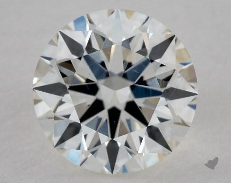 1.72 Carat H-SI1 True Hearts<sup>TM</sup> Ideal Diamond