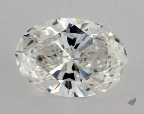 1.01 Carat G-VS2 Oval Cut Diamond