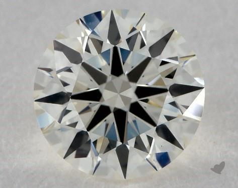 1.33 Carat H-VS1 True Hearts<sup>TM</sup> Ideal Diamond