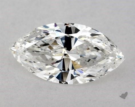 0.50 Carat Marquise Diamond by James Allen