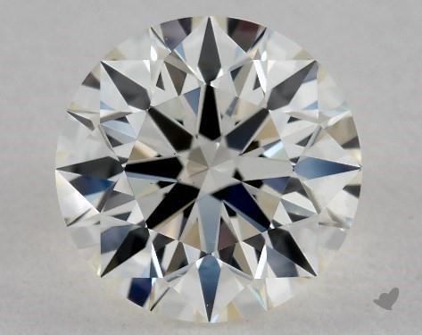 1.10 Carat J-VS1 True Hearts<sup>TM</sup> Ideal Diamond