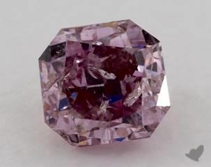 radiant0.31 Carat PURPLEI2