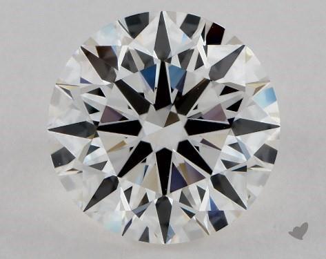 2.03 Carat G-VS1 Excellent Cut Round Diamond