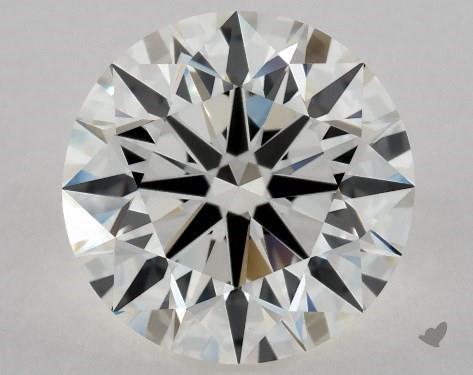 2.00 Carat I-VS1 Excellent Cut Round Diamond