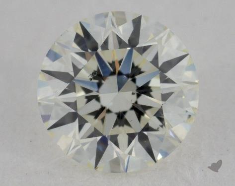 1.00 Carat K-SI1 NA Cut Diamond