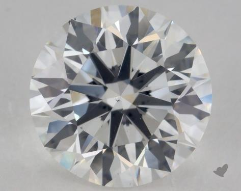 1.51 Carat F-VS2 NA Cut Diamond