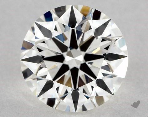1.79 Carat I-VS1 True Hearts<sup>TM</sup> Ideal Diamond