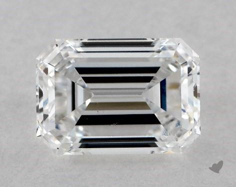 1.02 Carat D-IF Emerald Cut Diamond