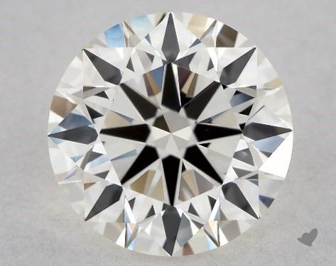 1.50 Carat J-SI1 Excellent Cut Round Diamond