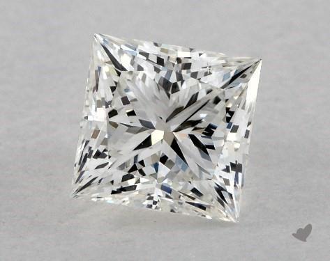 1.20 Carat H-VS2 Ideal Cut Princess Diamond