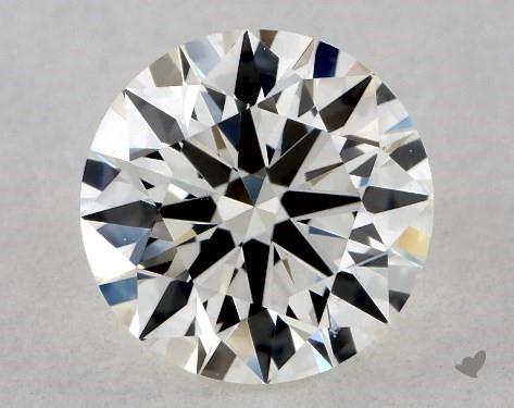 1.02 Carat H-VS1 True Hearts<sup>TM</sup> Ideal Diamond