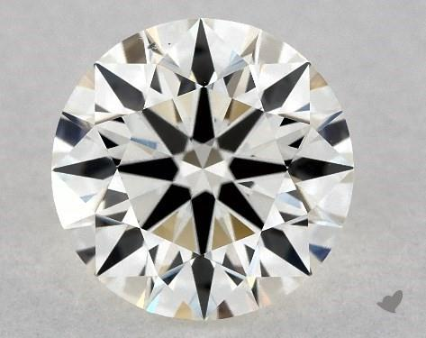 1.01 Carat J-VS2 True Hearts<sup>TM</sup> Ideal Diamond