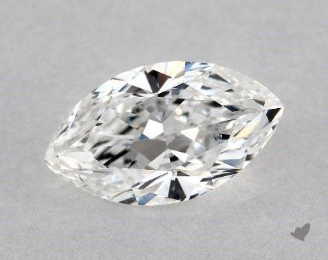1.03 Carat E-SI1 Marquise Cut Diamond