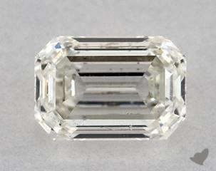 emerald0.71 Carat JSI2