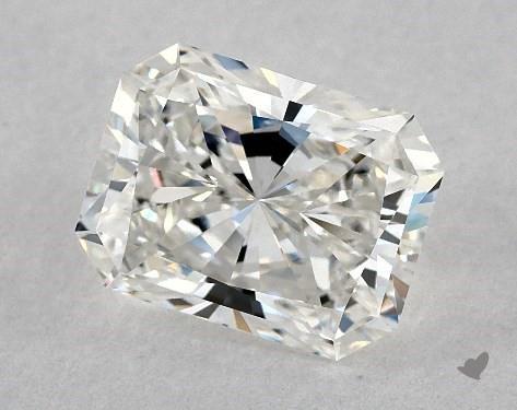 2.00 Carat G-VVS1 Radiant Cut Diamond