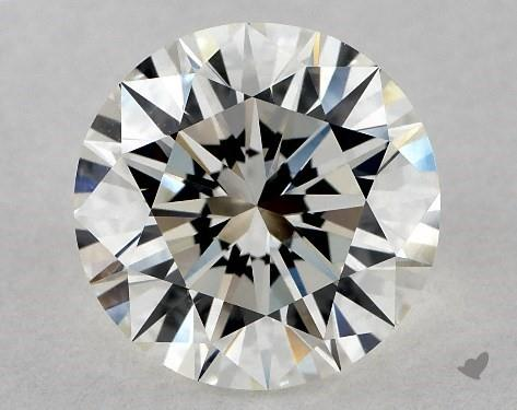 2.25 Carat I-VVS2 Excellent Cut Round Diamond