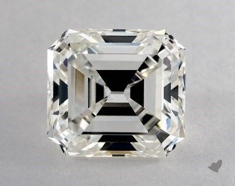 2.38 Carat J-VS2 Emerald Cut Diamond
