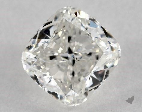 1.02 Carat H-VS2 Cushion Modified Cut Diamond