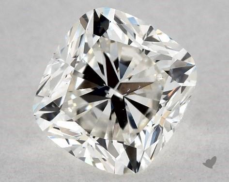 0.70 Carat H-VS2 Cushion Cut Diamond