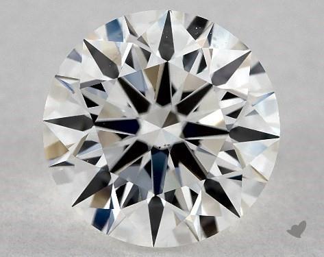 1.51 Carat G-VS2 Excellent Cut Round Diamond